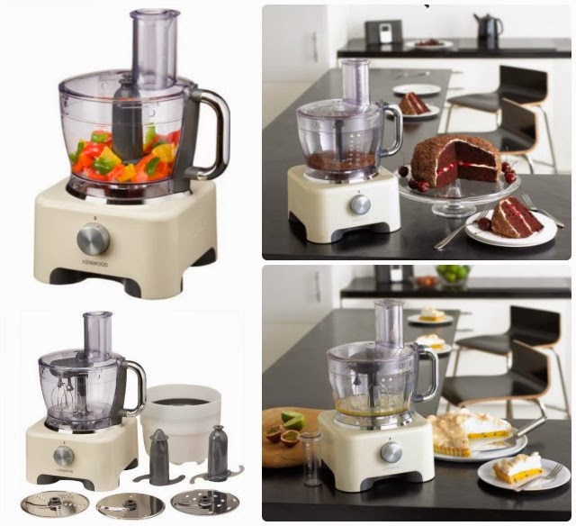 Kenwood kMix Food Processor