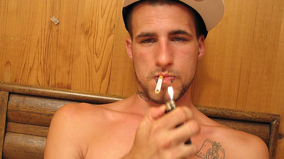 These 4 Men Smoke Stiff And Poke Even Harder