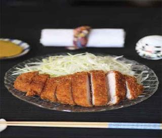 Tonkatsu (Breaded pork loin)
