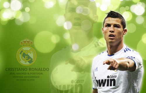 Foto Cristiano Ronaldo CR7 Terbaru 2012