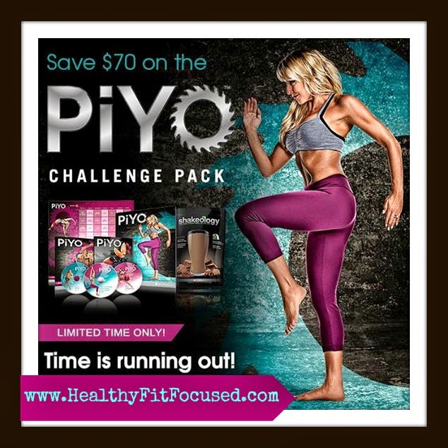 PiYo Challenge Pack on Sale