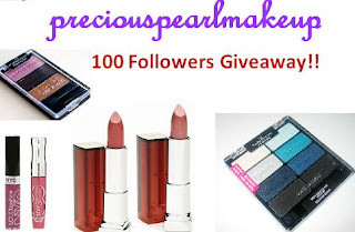 100 Followers Giveaway!!(end on 7th october)