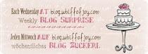 Wöchentliches Blog Zuckerl