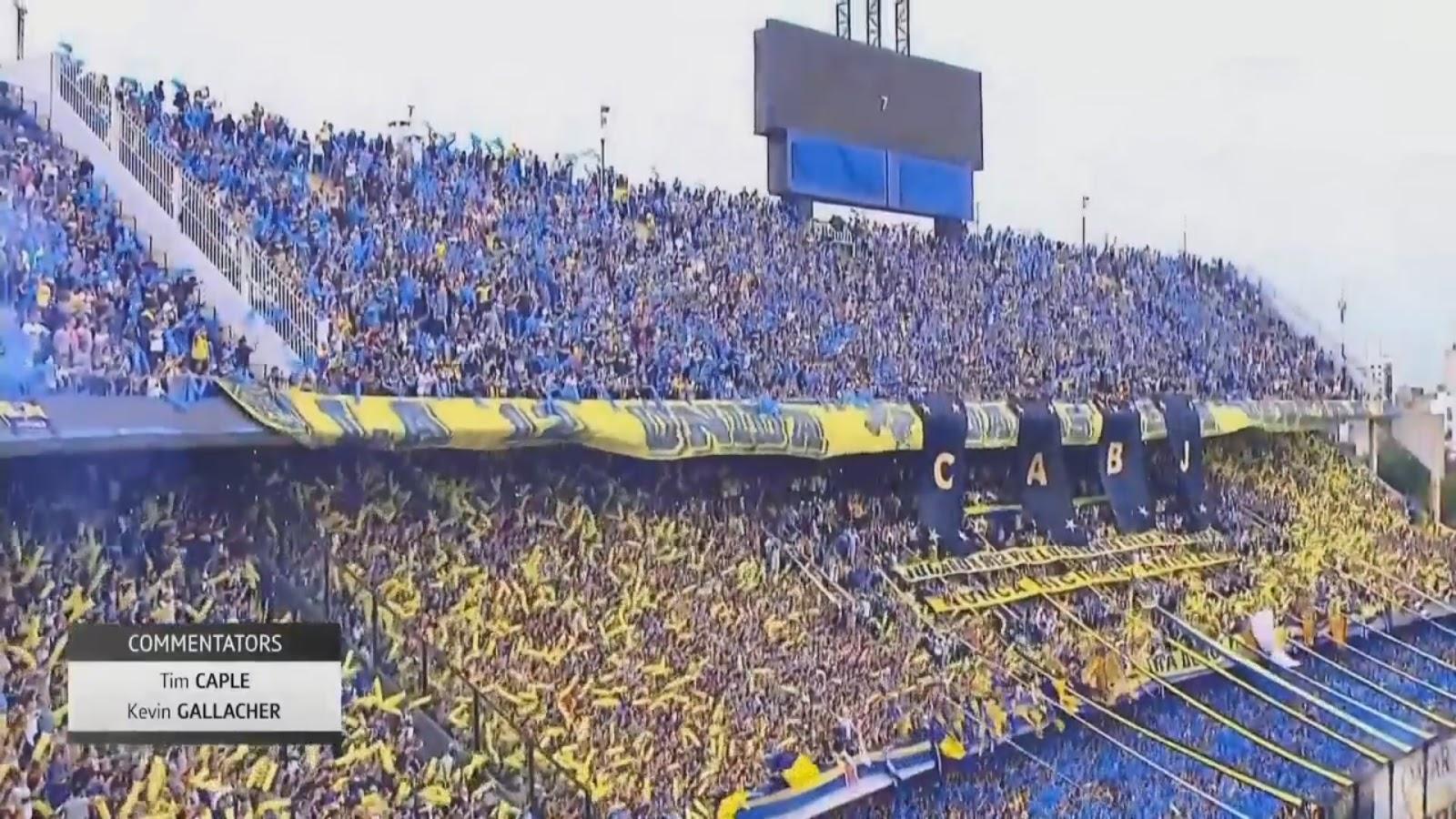 Historico Boca River 1ra Final Copa Libertadores 1080 y 720