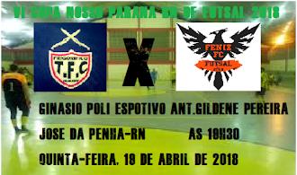 VI Copa Nosso Paraná RN de Futsal
