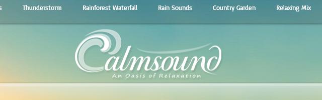 Calmsound - Solo Nuevas