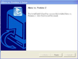 How to install Aliens VS Predator 2