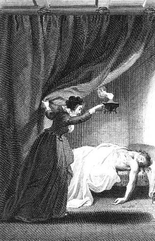 Regency history jane austens northanger abbey and the illustration from the mysteries of udolpho 1806 edition ccuart Images