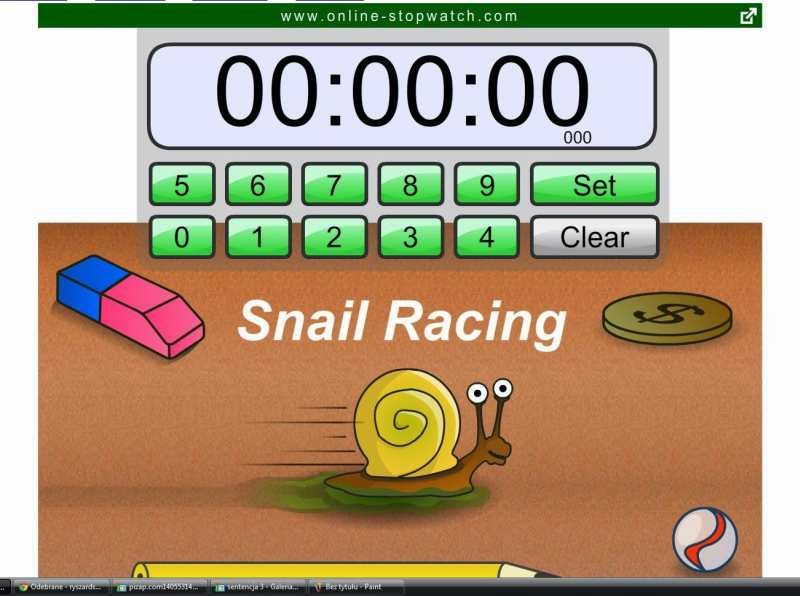 Snail Racing Timer Online Stopwatch | MotoGP 2017 Info, Video, Points Table