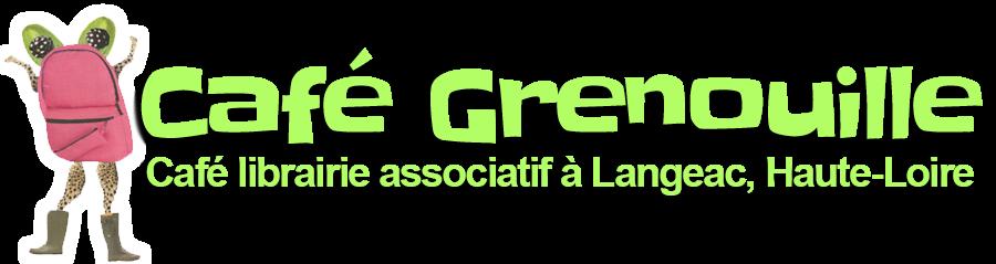 Café Grenouille : Café librairie associatif à Langeac, Haute-Loire
