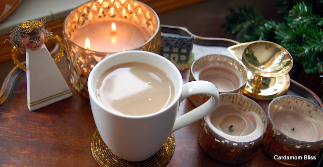 Heavenly Cardamom Chai