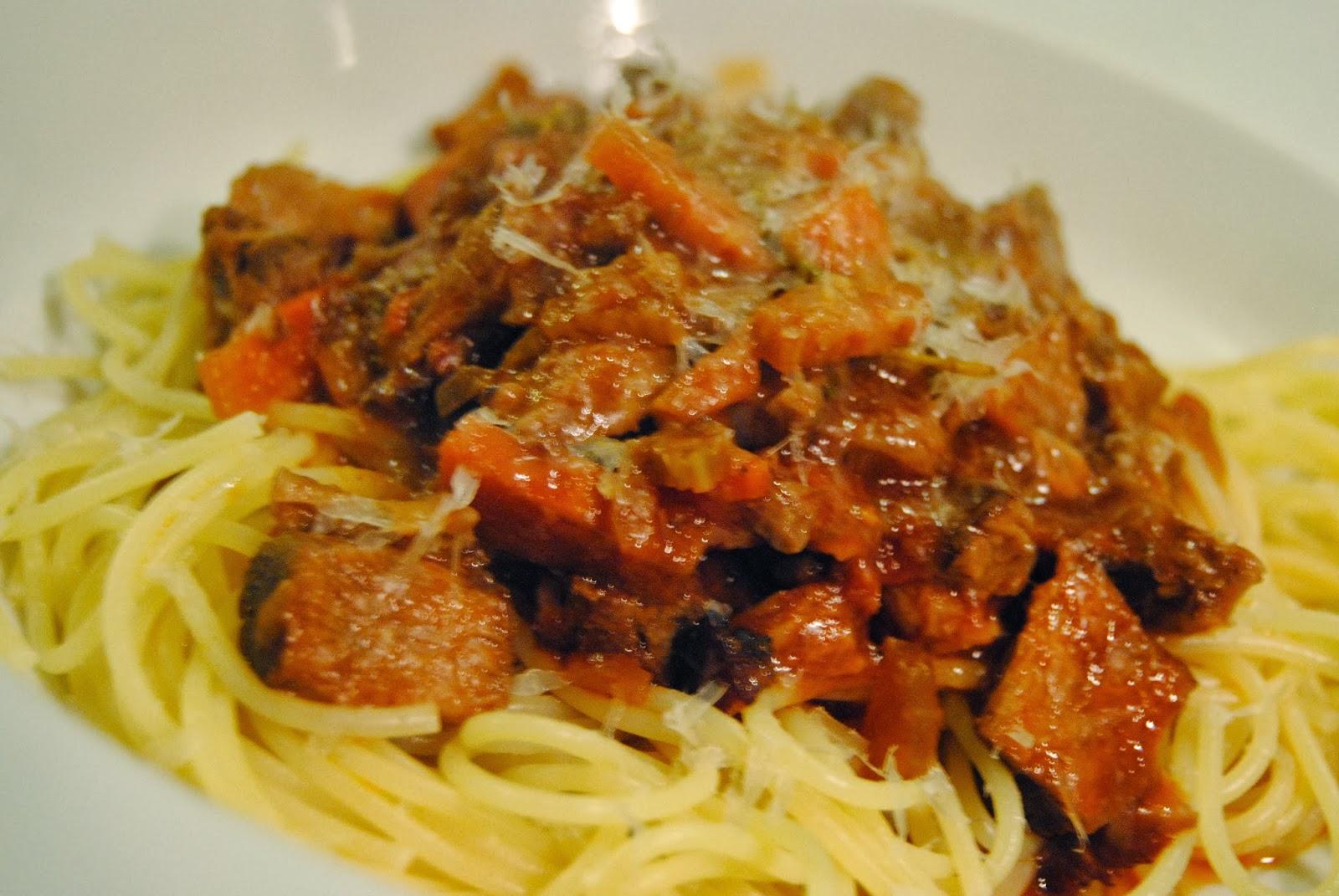 Rezept Spaghetti Bolognese deluxe