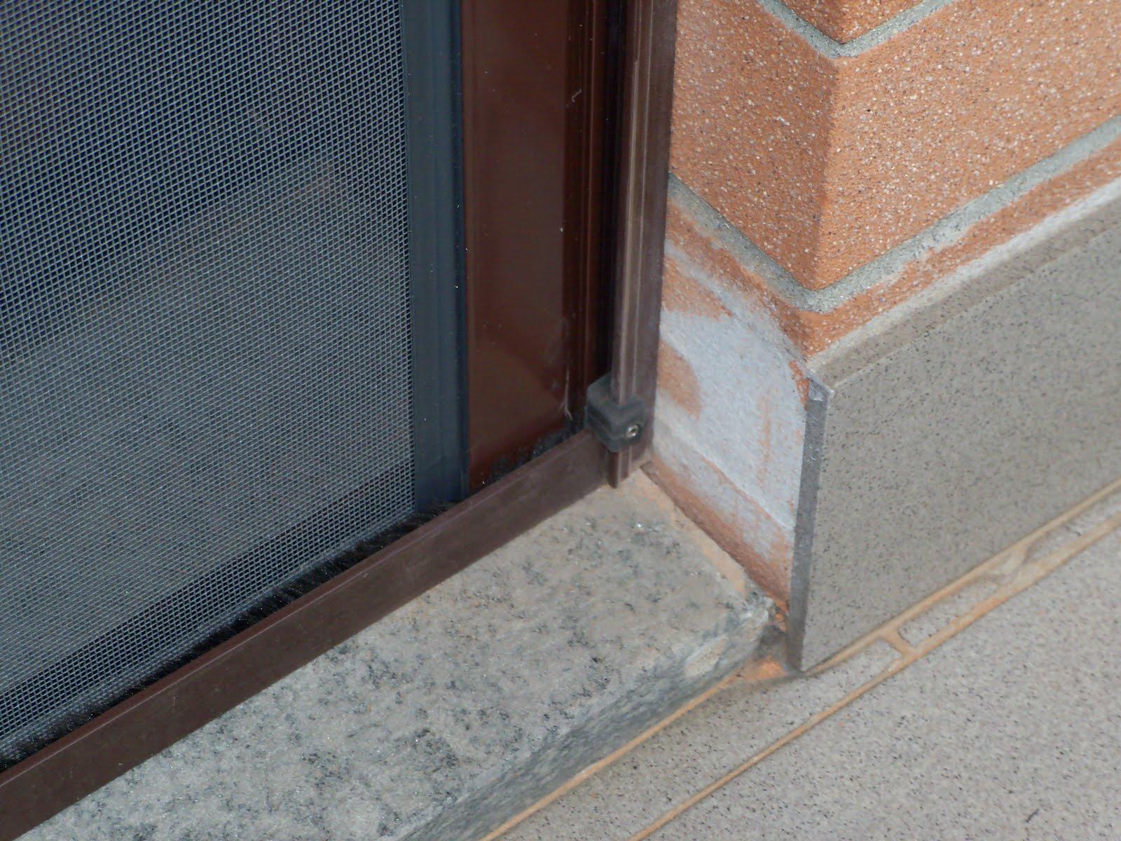 Tende da sole a torino m f 01119714234 zanzariera classica da portafinestra vs zanzariera - Zanzariere porta finestra prezzi ...