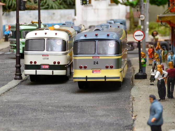 Miniaturas do Ônibus Cermava 3ª e ultima edição