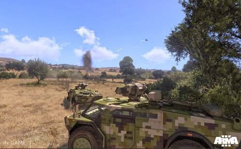 Gameplay ARMA 3 Complete Campaign Edition