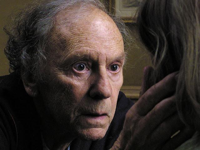 Jean-Louis Trintignant spiller Georges i Michael Haneke filmen 'Amour'