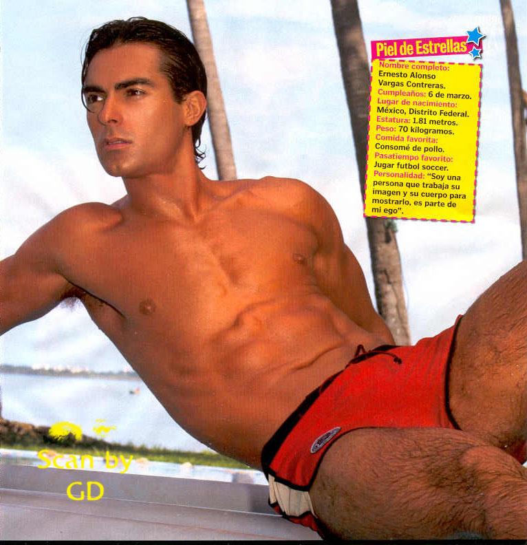 Pablo Montero Desnudo