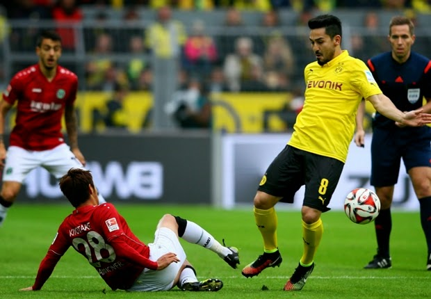 Dortmund Yang Kian Terpuruk Di Liga Jerman