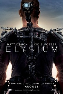 Watch Elysium (2013) Megashare Movie Online Free