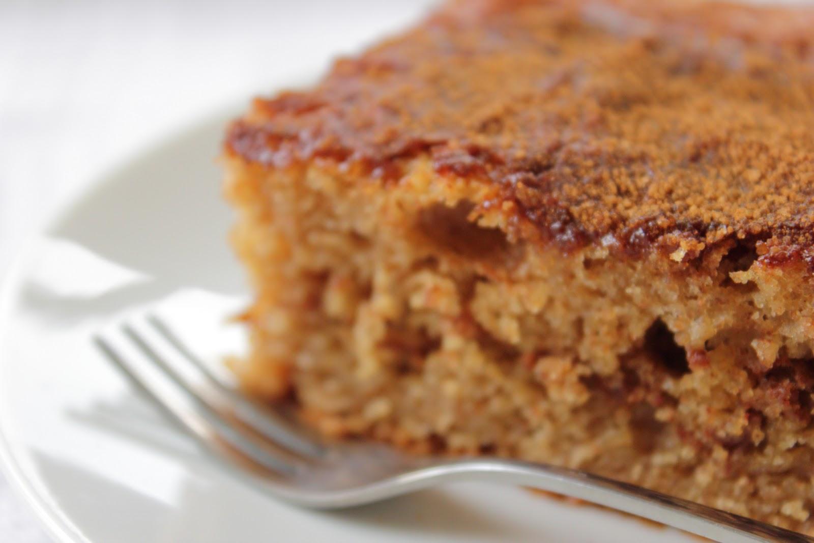 sixteenbeans.: Cinnamon Streusel Coffee Cake