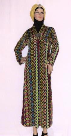 Gamis Panjang  Fashion GKM4660