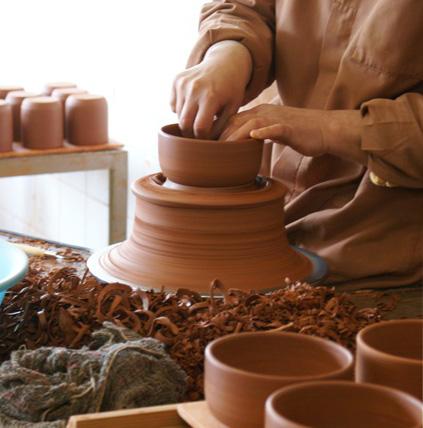 Vento nordeste a arte de fazer cer mica no rio grande do for Materiales para ceramica artesanal