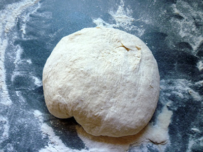 Basic Pizza Dough Recipe