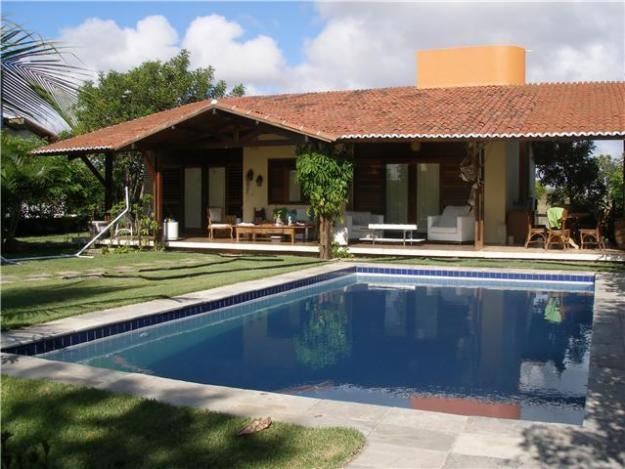 Decorar el rea de la piscina ideas para decorar dise ar y mejorar tu casa - Case americane con piscina ...