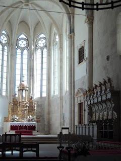 St. Michael's Cathedral Alba Iulia, Transylvania, Romania