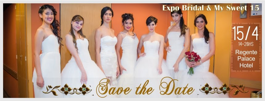 "Expo ""  Bridal  & My Sweet 15 """
