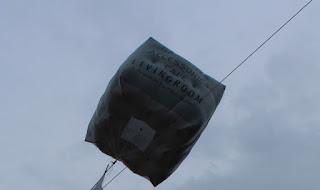 Balon Udara Promosi Living Room BSD