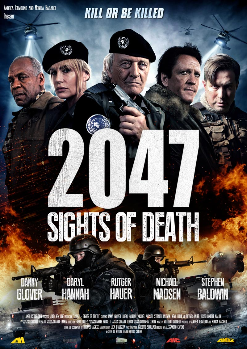 2047: Vistas de Morte – Legendado (2014)