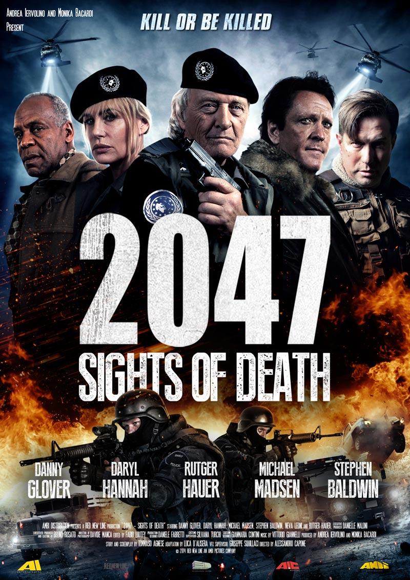 2047: Vistas de Morte – Legendado (2014)