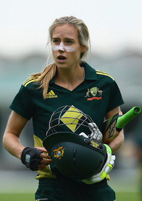sports stars blog ellyse perry australian female cricket