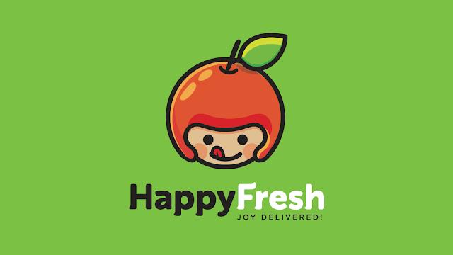 Pengalaman Shopping Di Happy Fresh Secara Online
