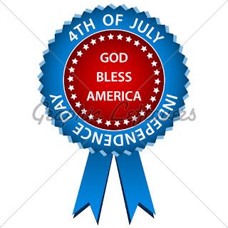 DÍA 4 DE JULIO, FIESTA AMERICANA!