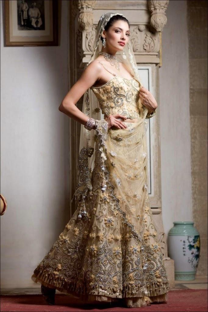 Elegant Indian Wedding Dresses 3 Fabulous Elegant Indian Bridal Lehenga