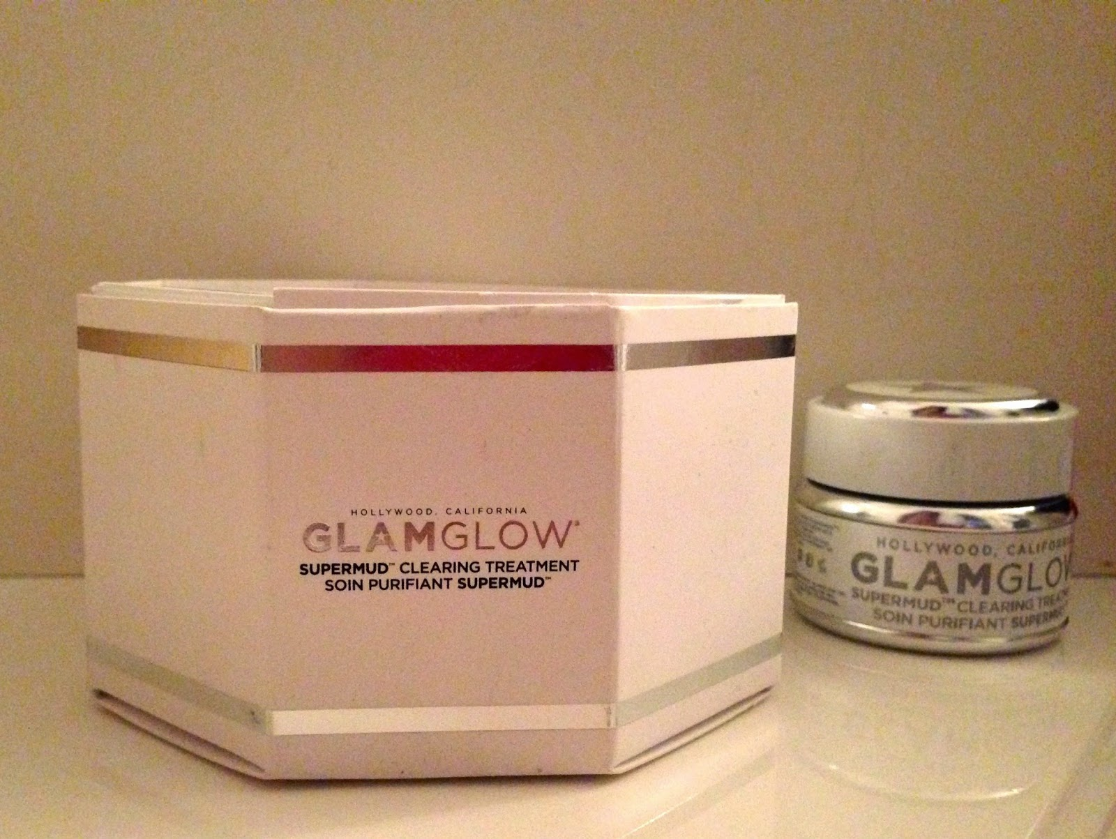 Glam Glow Supermud Clearing Treatment What To Dab On Now Glamglow 50 Gr I Dont Really Think That The Celebrities Love It Or Is A Staple At Backstage Yes An Effective Mud Mask But Isnt Worthy Of Cost 69