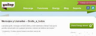 Llamadas gratis a moviles españoles