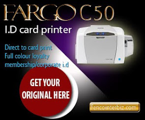 FARGO C50™ I.D Card Printer