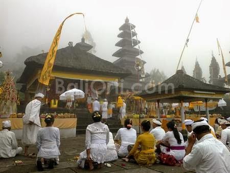 Balinese Hindu ritual