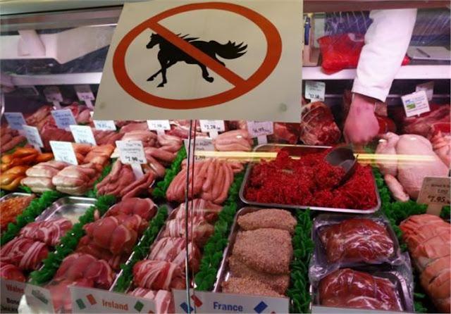 Γιατί κάποιοι λαοί δεν τρώνε αλογίσιο κρέας;