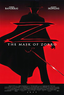 La máscara del Zorro(The Mask of Zorro)