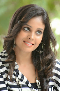 Actress Chandini Latest Pictures in Jeans at Kiraak Release Date Announcement Press Meet 0011