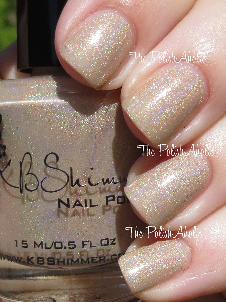The PolishAholic: KBShimmer Early Summer 2014 Collection Swatches ...