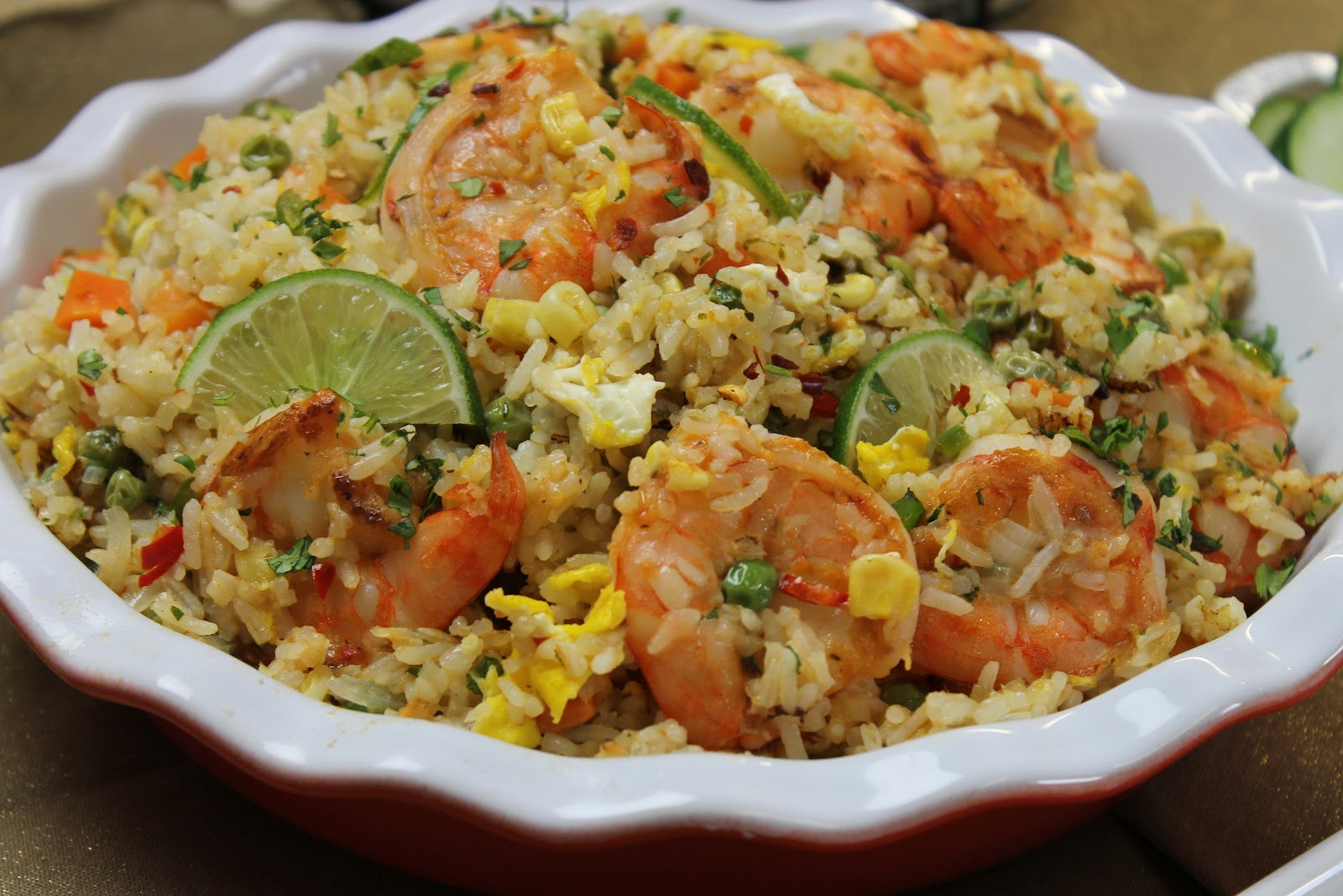 CW's Cafe Today - From Pantry To Table: Thai Style Fried Rice
