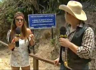 """Naturista faz carta de repúdio ao """"Pânico na Band"""" por reportagem em Tambaba"""