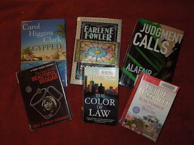 Recently Read Novels