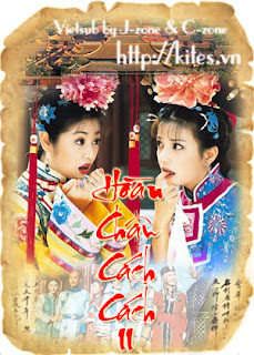 Hoàn Châu Cách Cách 2 - Princess Returning Pear 2