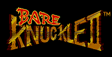 Bare Knuckle 3 For PC